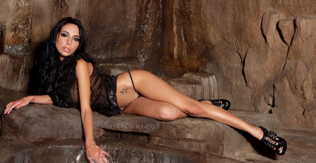 Stunning Wet Brunette London Escorts